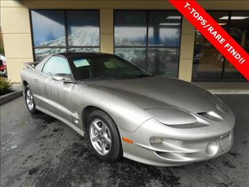 1999 Pontiac Firebird for sale in Tacoma, WA