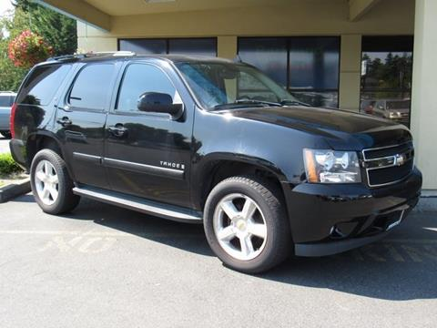 2008 Chevrolet Tahoe for sale in Tacoma, WA