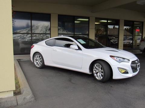 2014 Hyundai Genesis Coupe for sale in Tacoma, WA