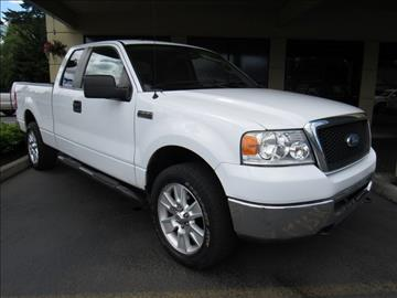 2008 Ford F-150 for sale in Tacoma, WA