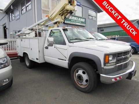 2000 Chevrolet C/K 3500 Series for sale in Tacoma, WA