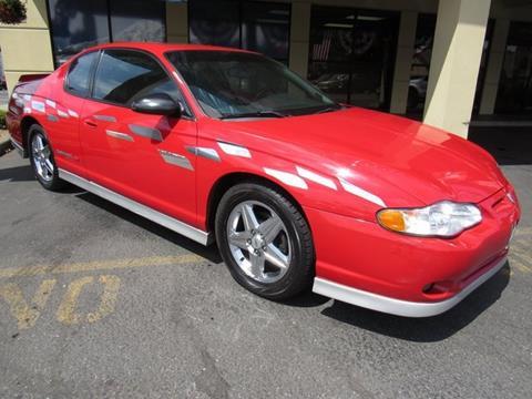 2005 Chevrolet Monte Carlo for sale in Tacoma, WA