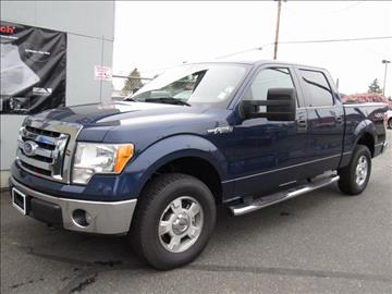 2010 Ford F-150 for sale in Tacoma, WA