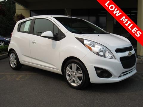 2015 Chevrolet Spark for sale in Tacoma, WA
