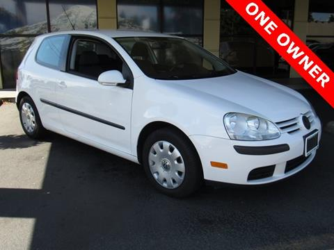 2009 Volkswagen Rabbit for sale in Tacoma, WA