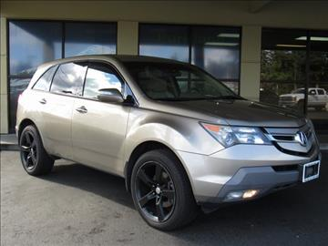 2007 Acura MDX for sale in Tacoma, WA