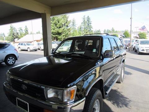 1994 Toyota 4Runner for sale in Tacoma, WA