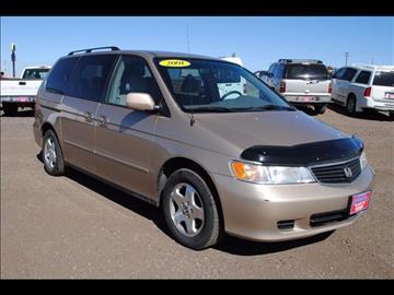 2001 Honda Odyssey for sale in Bennett, CO
