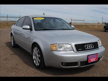 2004 Audi A6 for sale in Bennett, CO