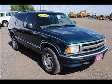 1996 Chevrolet Blazer for sale in Bennett, CO
