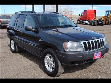 2003 Jeep Grand Cherokee for sale in Bennett, CO
