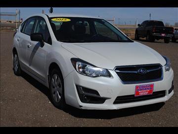 2015 Subaru Impreza for sale in Bennett, CO