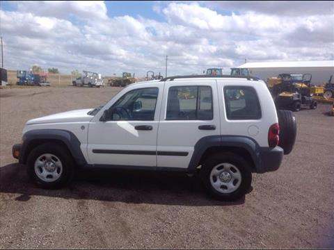 2007 Jeep Liberty for sale in Bennett, CO