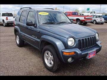 2002 Jeep Liberty for sale in Bennett, CO