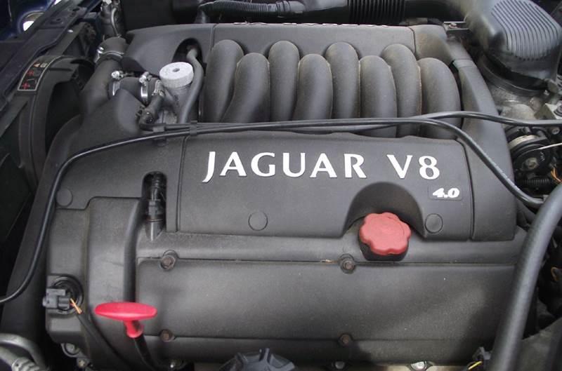 2003 Jaguar XJ-Series