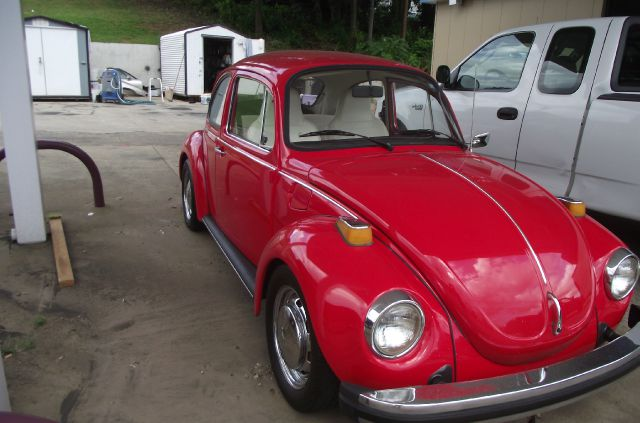 1974 VW SuperBeetle
