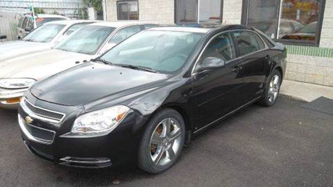 2009 Chevrolet Malibu for sale in Detroit, MI