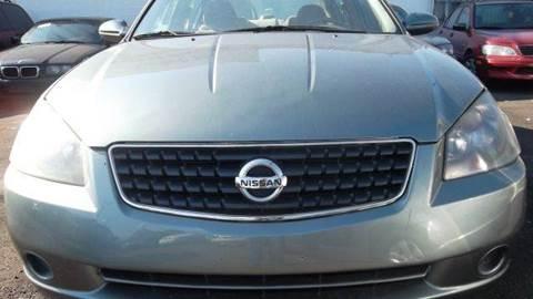 2005 Nissan Altima for sale in Detroit, MI