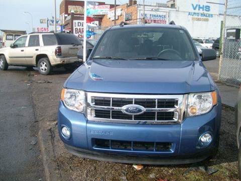 2009 Ford Escape for sale in Detroit, MI