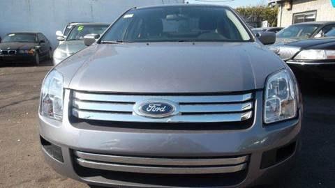 2006 Ford Fusion for sale in Detroit, MI
