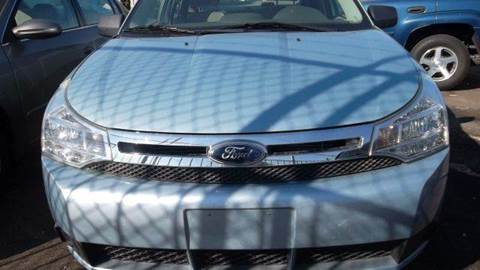 2009 Ford Focus for sale in Detroit, MI