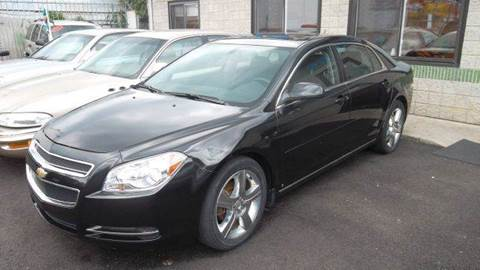 2008 Ford Fusion for sale in Detroit MI