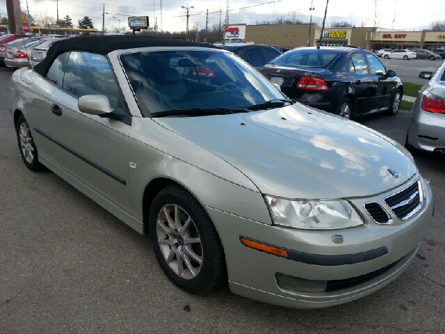 2005 Saab 9 3 Arc 2dr Turbo Convertible In Indianapolis In