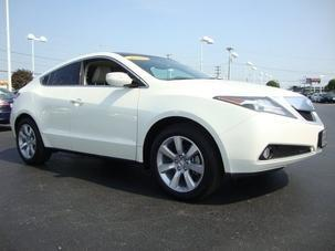King Acura on 2010 Acura Zdx   Used Cars For Sale   Carsforsale Com
