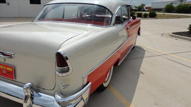 1955 Chevrolet Bel Air 2 Dr Hardtop - BURR RIDGE IL