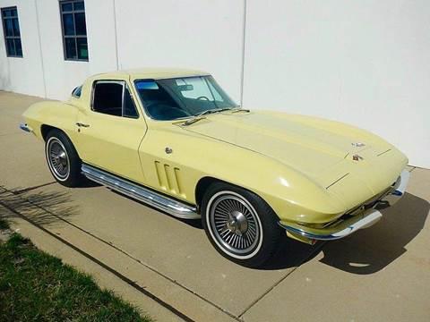 1966 Chevrolet Corvette for sale in Burr Ridge, IL