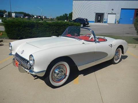 1957 Chevrolet Corvette for sale in Burr Ridge, IL