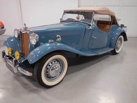 1951 MG TD for sale in Burr Ridge, IL
