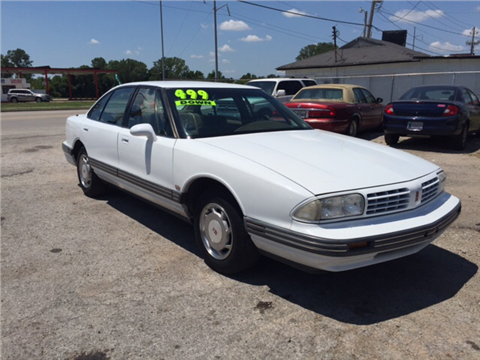1994 Oldsmobile Eighty-Eight Royale for sale in Tulsa, OK