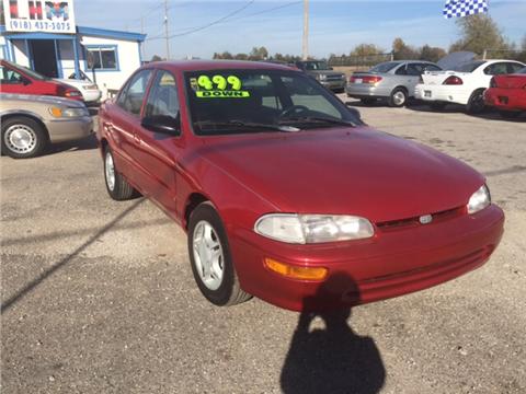 1997 GEO Prizm for sale in Tulsa, OK
