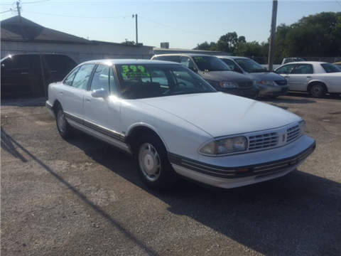 1994 Oldsmobile Eighty-Eight Royale for sale in Tulsa, OK