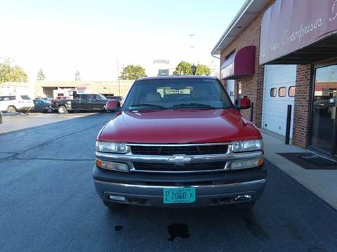 2001 Chevrolet Tahoe for sale in Sycamore, IL