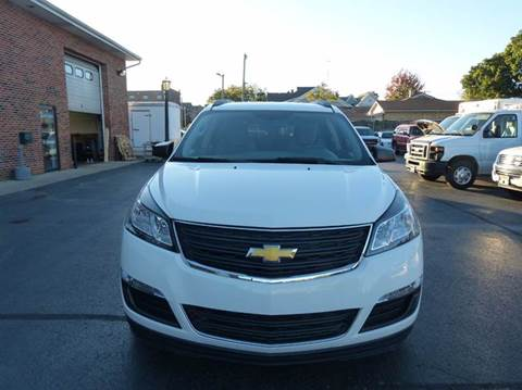 2013 Chevrolet Traverse for sale in Sycamore, IL