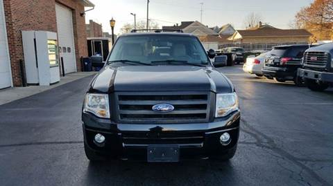 2009 Ford Expedition EL for sale in Sycamore, IL