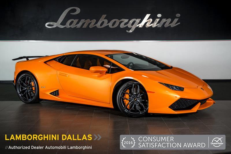 Lamborghini Monthly Payment >> Lamborghini Huracan For Sale - Carsforsale.com