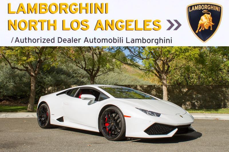 2015 Lamborghini Huracan For Sale Carsforsale
