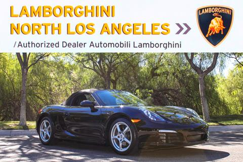 2014 Porsche Boxster for sale in Richardson, TX