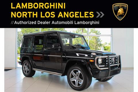 2016 Mercedes-Benz G-Class for sale in Richardson, TX