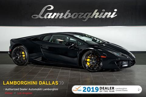used lamborghini huracan for sale - carsforsale®