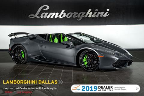 Used Lamborghini Huracan For Sale In Calverton Ny Carsforsale Com