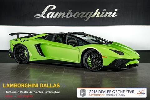 Used 2017 Lamborghini Aventador For Sale In Omaha Ne Carsforsale Com