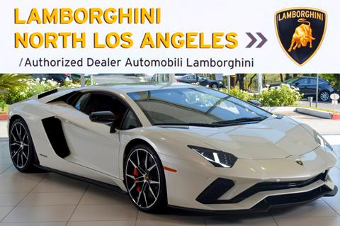 2017 Lamborghini Aventador for sale in Richardson, TX