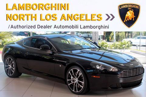 2012 Aston Martin DB9 for sale in Richardson, TX