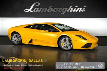 2007 Lamborghini Murcielago for sale in Richardson, TX