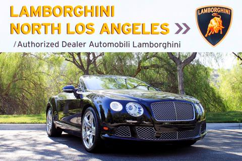 2013 Bentley Continental GTC for sale in Richardson, TX