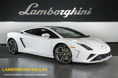2014 Lamborghini Gallardo for sale in Richardson, TX